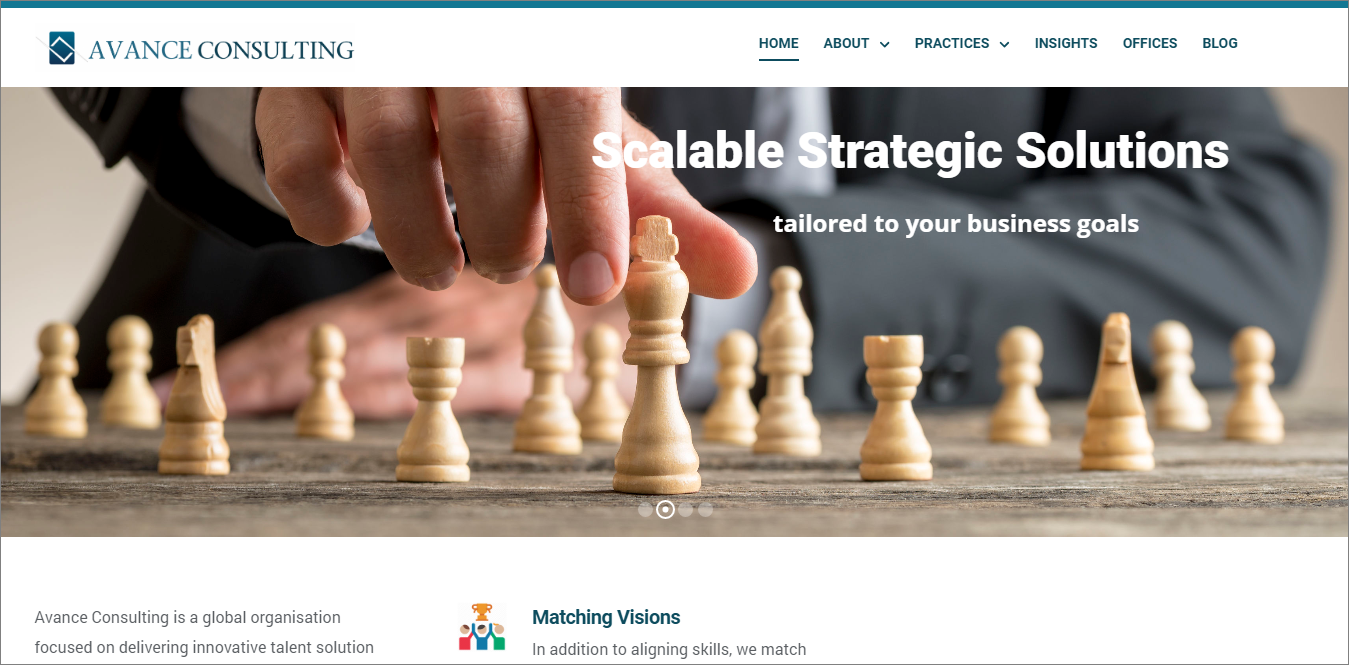 Avance Consulting - IT Services & Global Talent Solutions
