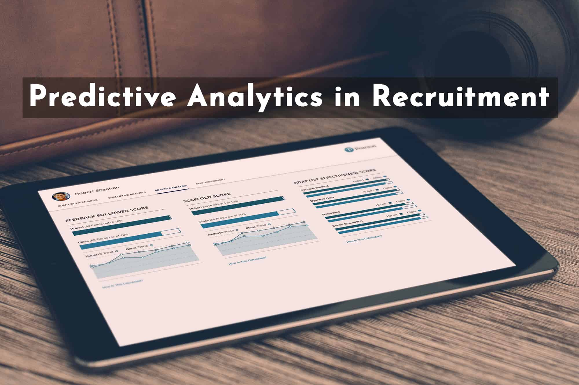 Predictive Analytics in Recruitment