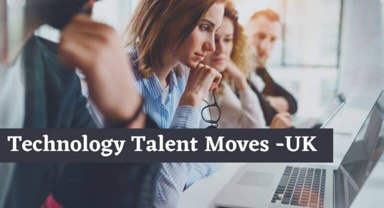 Technology Talent Moves -UK