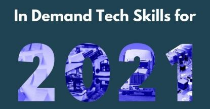 In Demand Tech Skill for 2021